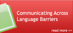 communicating across language barriers